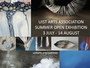 Uist Arts Association Summer Exhibition