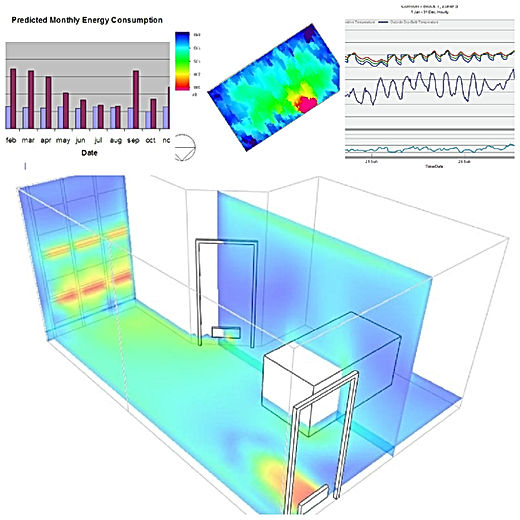 Building Physics and Computational Fluid Dynamics