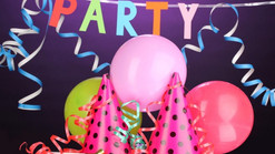 End of Term and Party!