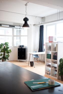 Studio LMPIX Interior Arbeitsplatz