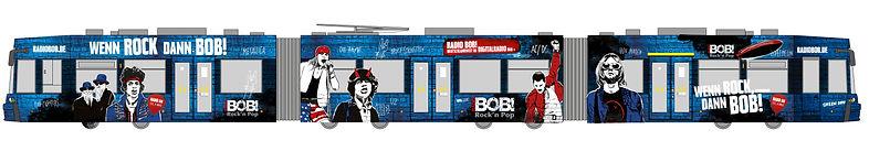 Straßenbahn Frankfurt Radio BOB