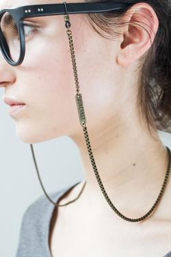 VONERNST Brillenkette