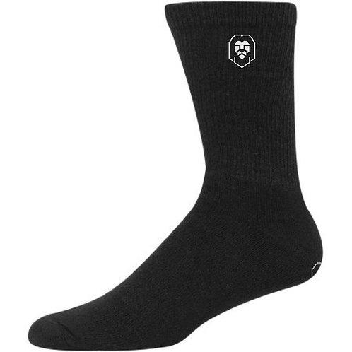 Brave Hart Lion Head Socks (3 pairs)
