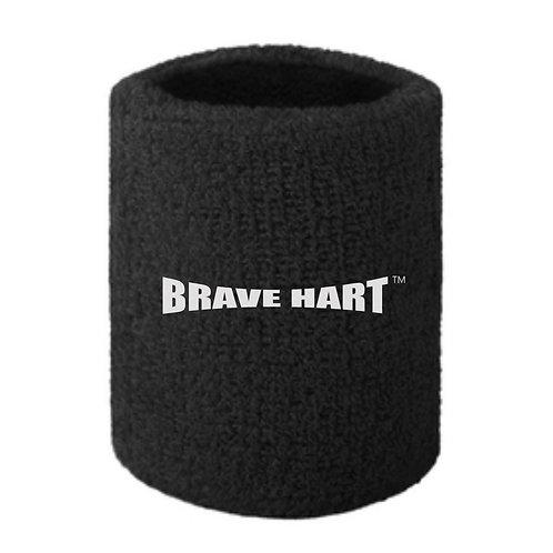 Brave Hart Double Bulge Wristband