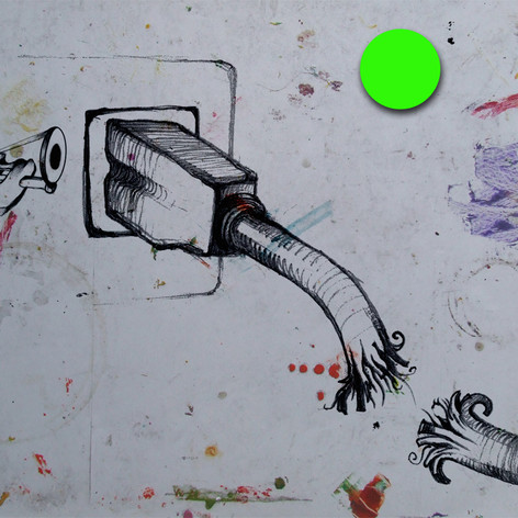 La electricidad es Obscena