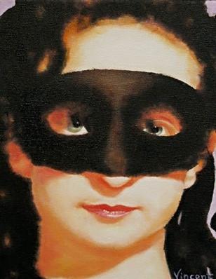 Una Bella en Máscara