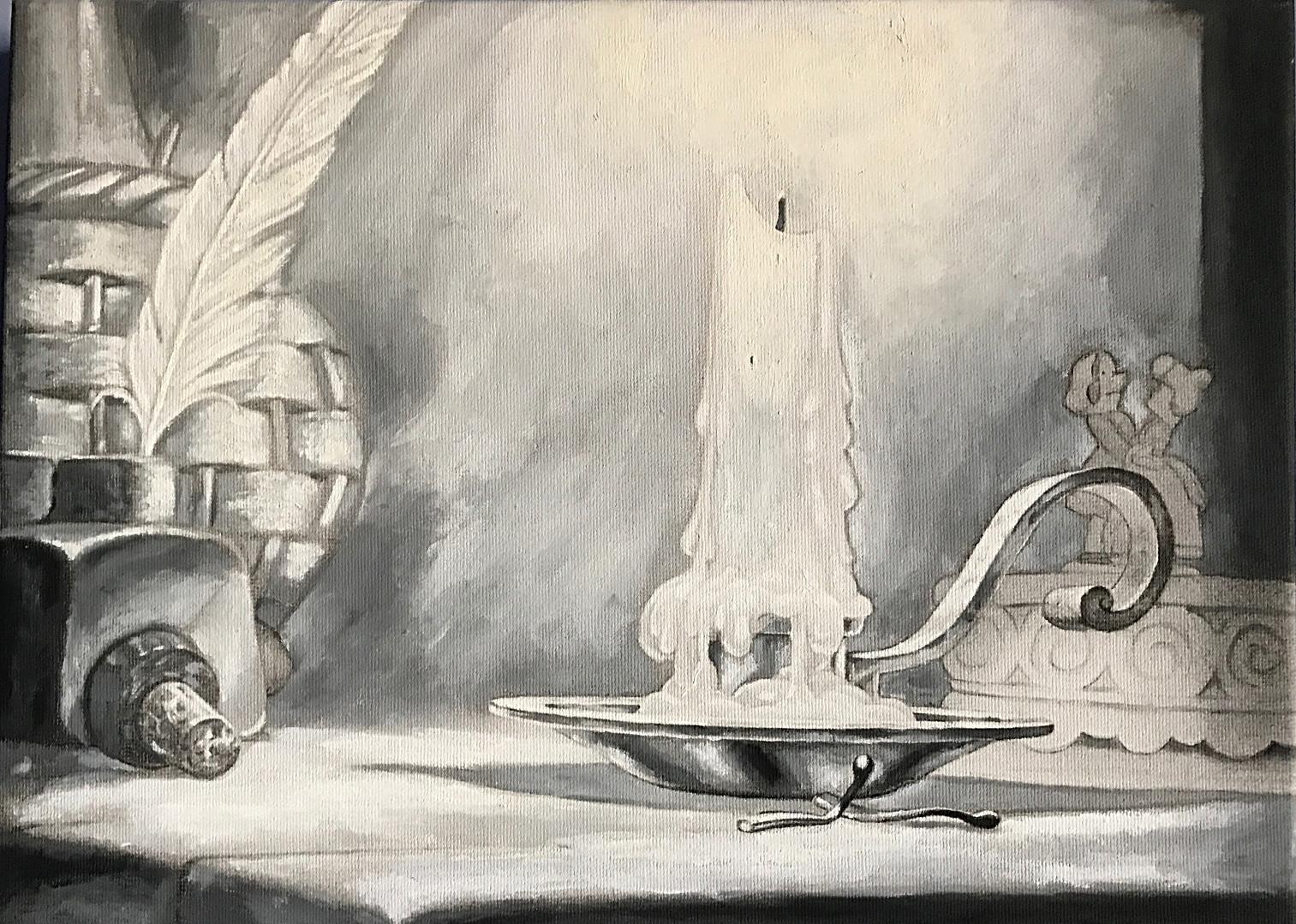 Pinnochio Candle