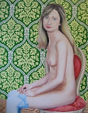 Diana Sitting