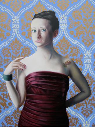 The Portrait of Diana Koka