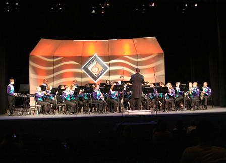 2015 Cox Mill Symphonic Wind Ensemble at Hollywood Studios