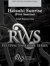Hatsuhi Sunrise (Percussion Ensemble) -