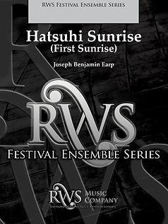 Hatsuhi Sunrise (Percussion Ensemble) -