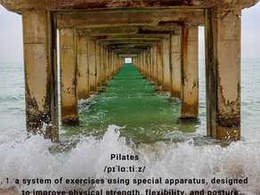 How to sum up Pilates...