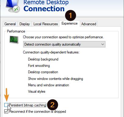 אויב די האסט א שווארצע סקרין אין רימאט דעסקטאפ.Remote Desktop Black Screen