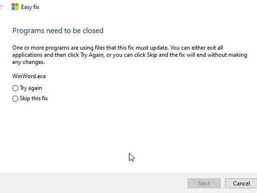 ריסעטען אלע ווארד סעטינג טא-דיפאלט reset user options and registry settings in Word