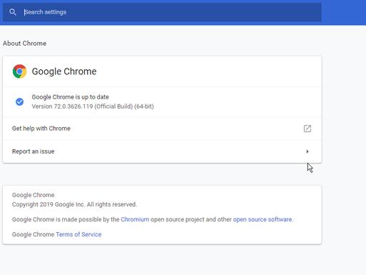 סטאפ'ן אטמאטיק אפדעיט אין קראם מיט גראפ פאלסי. Automatic Updating in Google Chrome.