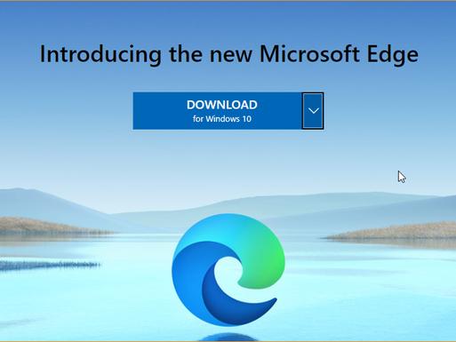 Microsoft Edge  א בליק איבער די נייע בראזער