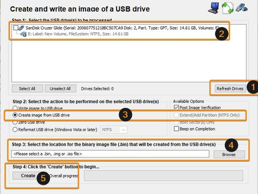 מאכן א  USB צו א צווייטע  USB  אויב די ווילסט מאכן א עקזעקט קאפי פון א  CLONE