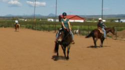 May 2017 Reining Clinic 2