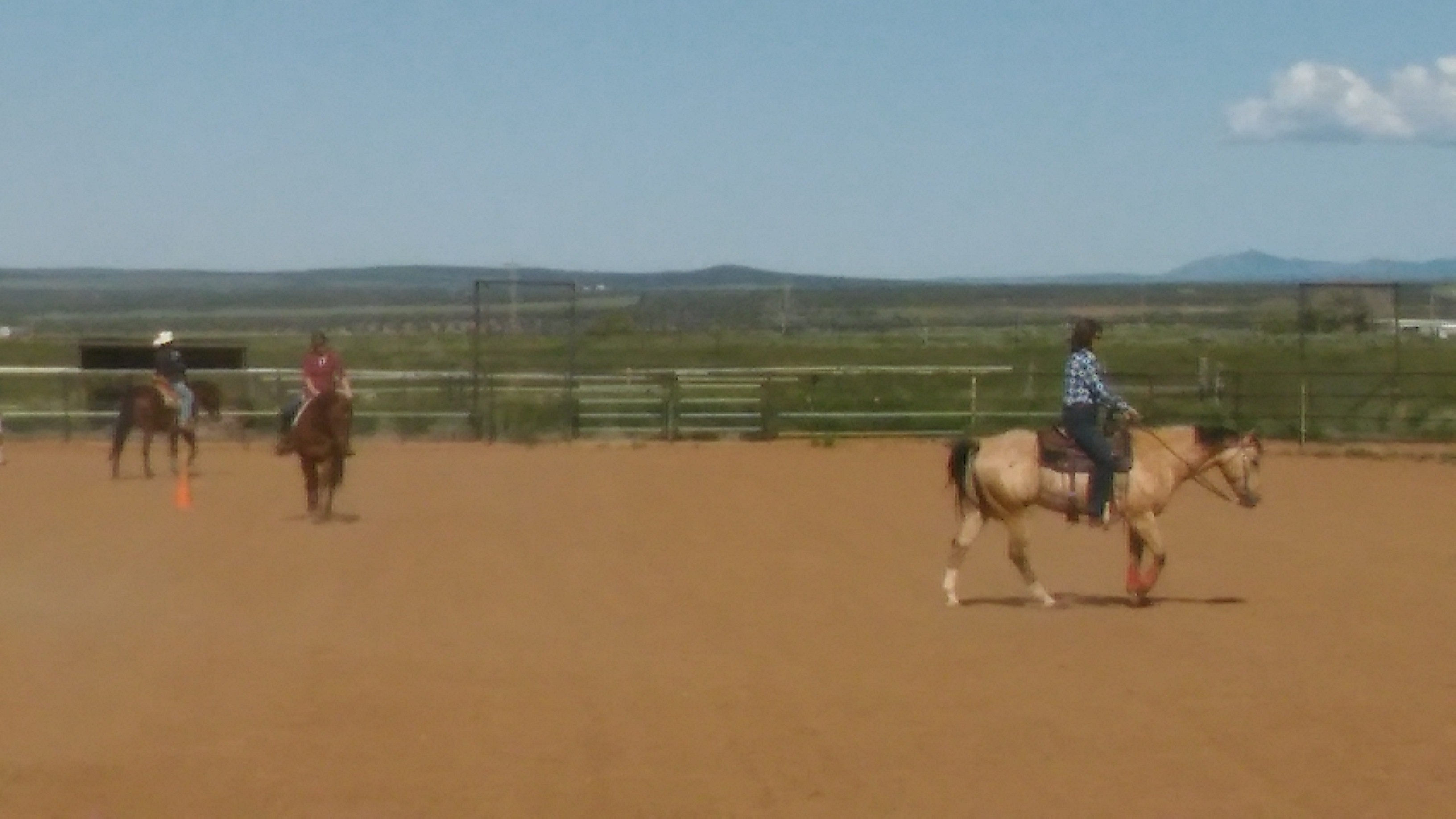 May 2017 Reining Clinic 1