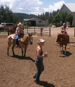 July 2017 Ranch Horse Clinic 1
