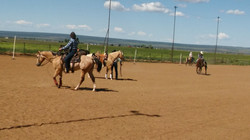 May 2017 Reining Clinic 4