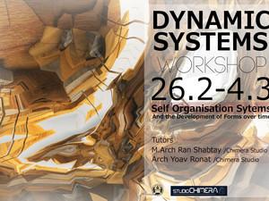 Dynamic Systems - Parametric Design Workshop - Students Work