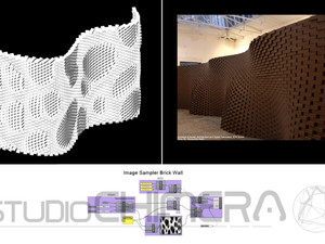 """This Weekend at our """"Digital Skins Parametric Workshop""""  we are also going to explore the"""