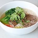 Beef Rice Noodle Soup