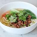 Lamb Rice Noodle Soup