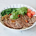 Marinated Beef Rice Noodle