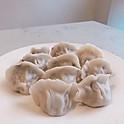 Boiled Pork & Cabbage Dumplings