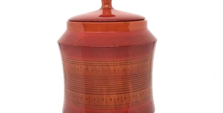 Wooden Jar Small