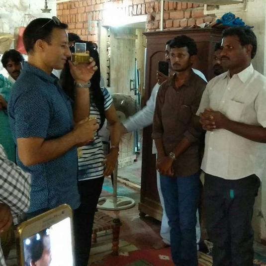 Praveen Kumar Garu - IAS