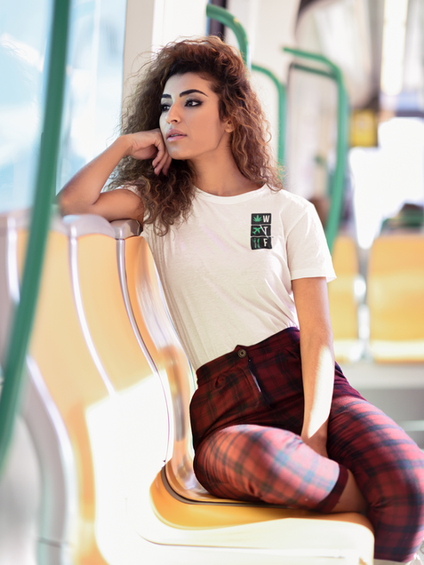 WTF T-Shirt (White)