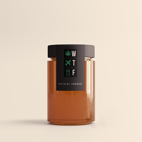 Official product (glass jar)