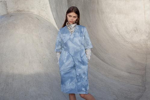SCROLL DRESS