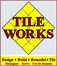 tile works birmingham alabama logo