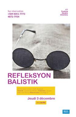 Refleksyon balistik
