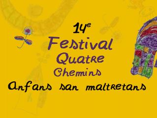 Sans les bénévoles, il n'y a pas de Festival Quatre Chemins