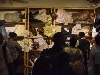 Un regard sur le milieu carcéral en Haïti en prélude au 14e festival quatre chemins 2017