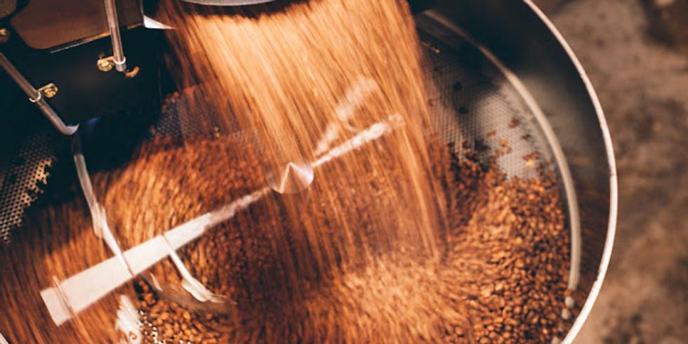 (文大加課)滾筒式烘豆機的體驗