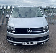 18 PLATE T6 LOW MILEAGE TRANSPORTER FOR SALE