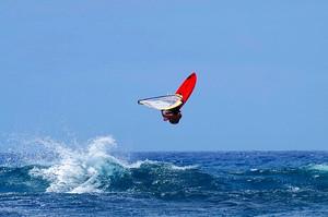 マウイ島は風の島。