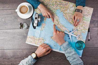 Viaje internacional