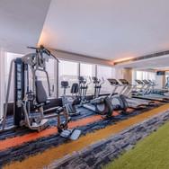 24-Hour Gymnasium
