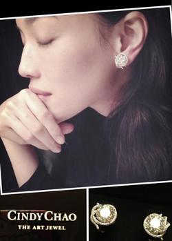 Shu Qi - Modeling (Jewlery Advert)