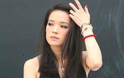 Shu Qi - Candid Photo