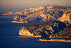 Calanques Area - South of France