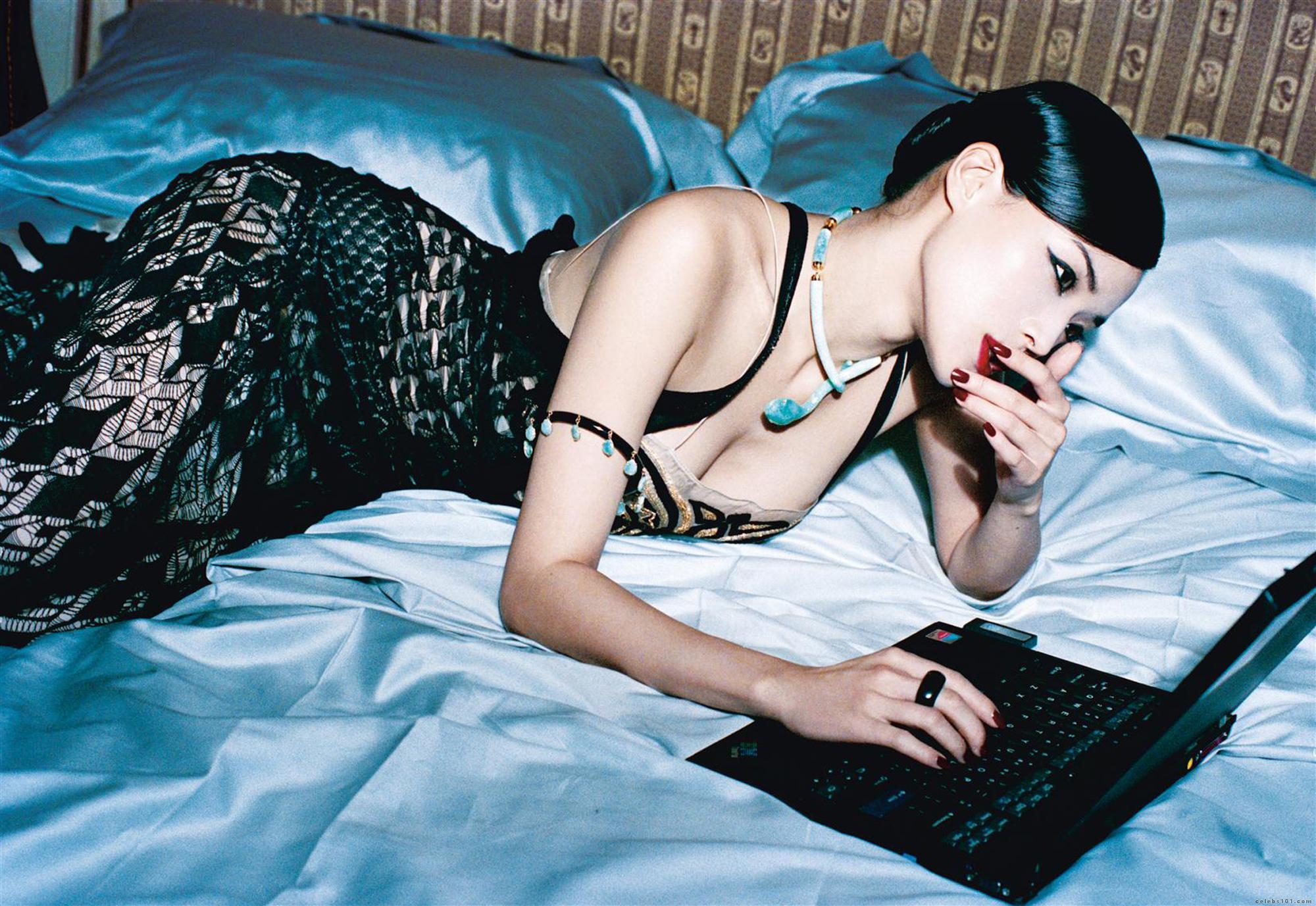 Shu Qi - Professional Modeling Photo